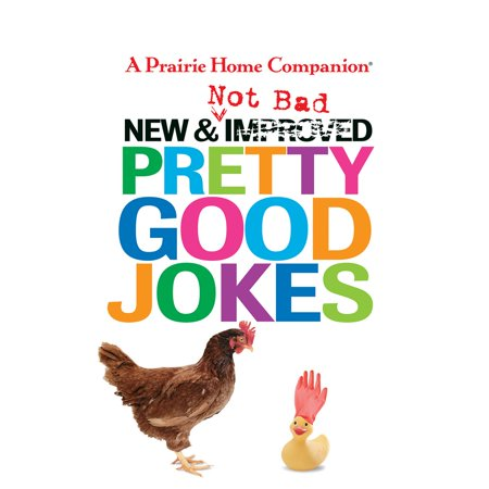 New and Not Bad Pretty Good Jokes - Audiobook](Good Halloween Jokes And Riddles)