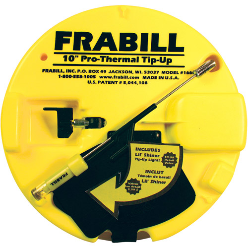 Frabill Pro Thermal Tip-Up with Lite Chart, 1671