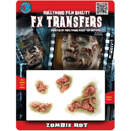 Zombie Rot 3D FX Adult Halloween Accessory