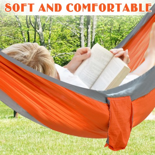 Freeport Park Leamon Portable Parachute Tree Hammock