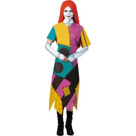 Morris Costumes Womens Sally Nightmare Before Xmas Adult Halloween Costume
