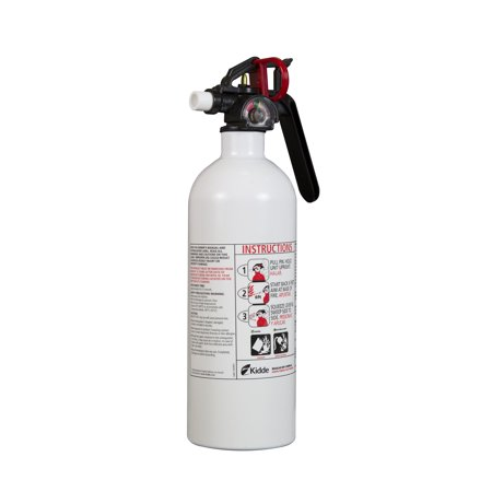 Multi Purpose Fire Extinguisher - Kidde 5BC Fire Extinguisher