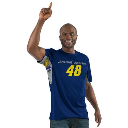 Lowe Shirt (Jimmie Johnson Hands High Lowe's Grand Slam T-Shirt -)