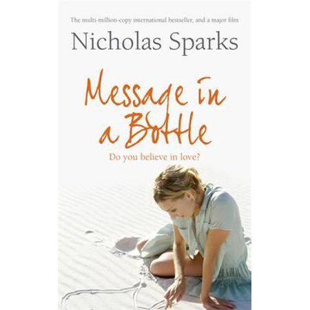 Message in a Bottle (Message In A Bottle Book)
