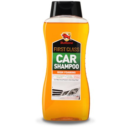 Bullsone Car Shampoo  Orange