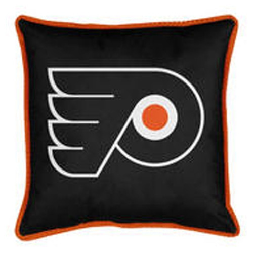 Sports Coverage Inc. NHL Philadelphia Flyers Throw Pillow