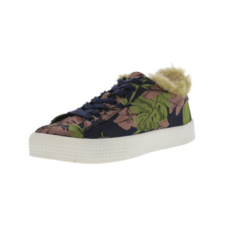 Steve Madden Women's Jordy Floral Ankle-High Fashion Sneaker - 9M](Floral Sneakers Shoes)