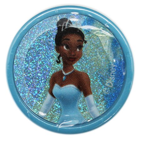 Disney's The Princess and the Frog Shimmering Tiana Light Blue Case Stamp - Tiana Princess And The Frog