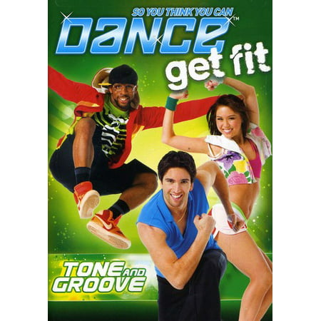 So You Think You Can Dance Get Fit  Tone And Groove