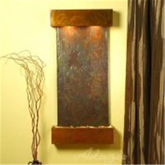 ADAGIO CS 1004 Cascade Springs Wall Fountain - Rajah Natural Slate