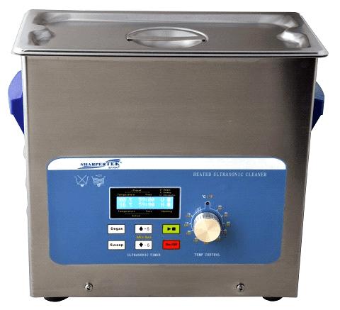 SharperTek 1.6 Gallon Ultrasonic Heated Cleaner XPS360-6L