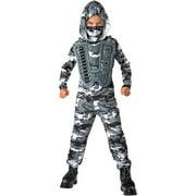 Snow Commando Boys Costume