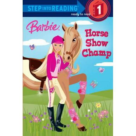 Barbie  Horse Show Champ