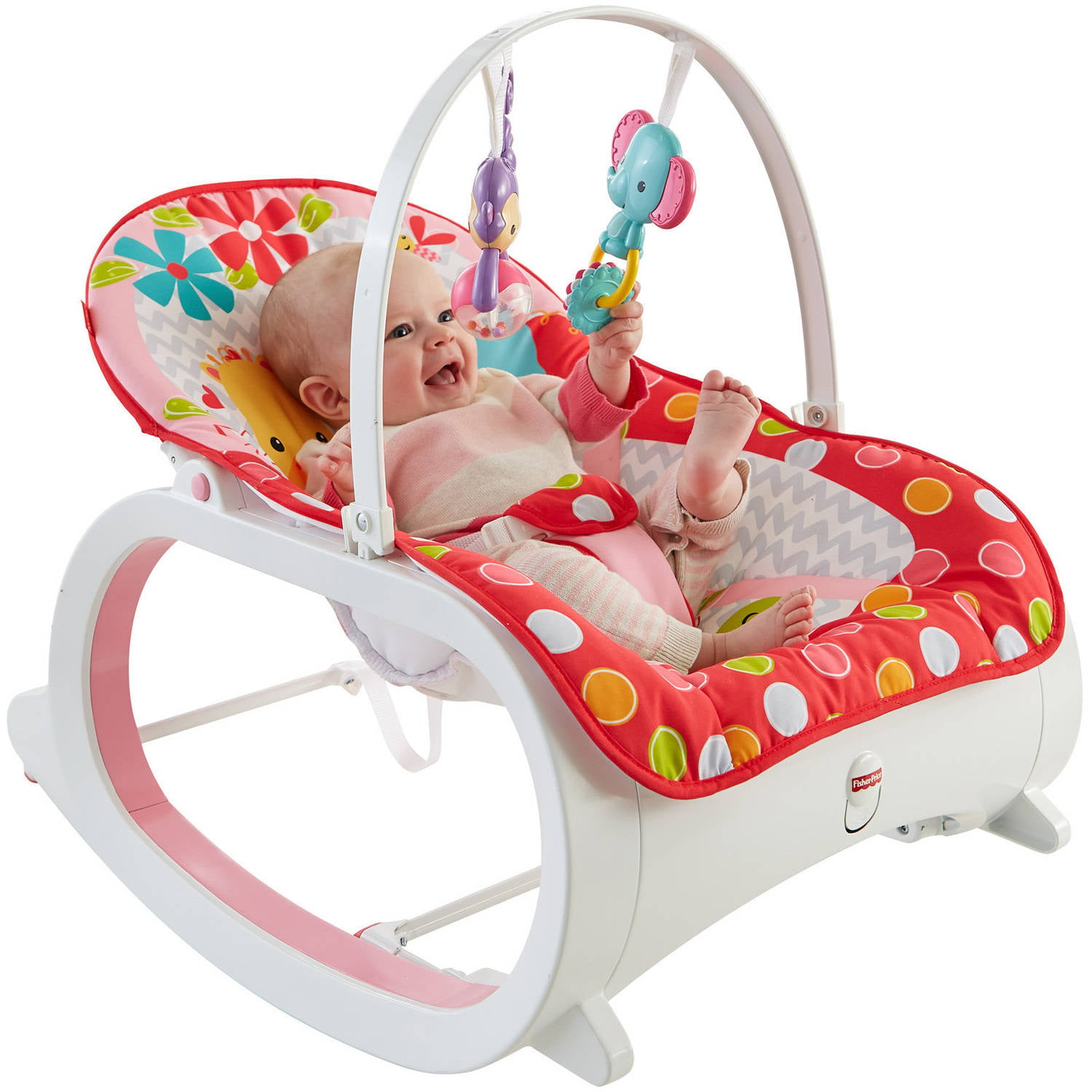 Pleasing Fisher Price Infant To Toddler Rocker Walmart Com Evergreenethics Interior Chair Design Evergreenethicsorg