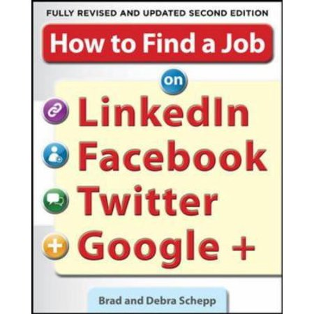 How To Find A Job On Linkedin  Facebook  Twitter And Google