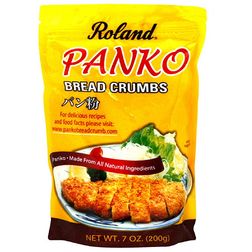 Roland Panko Bread Crumbs, 7 oz  (Pack of 6)