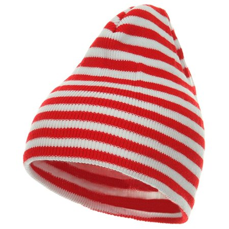 Artex Trendy Striped Beanie - Christening Hat