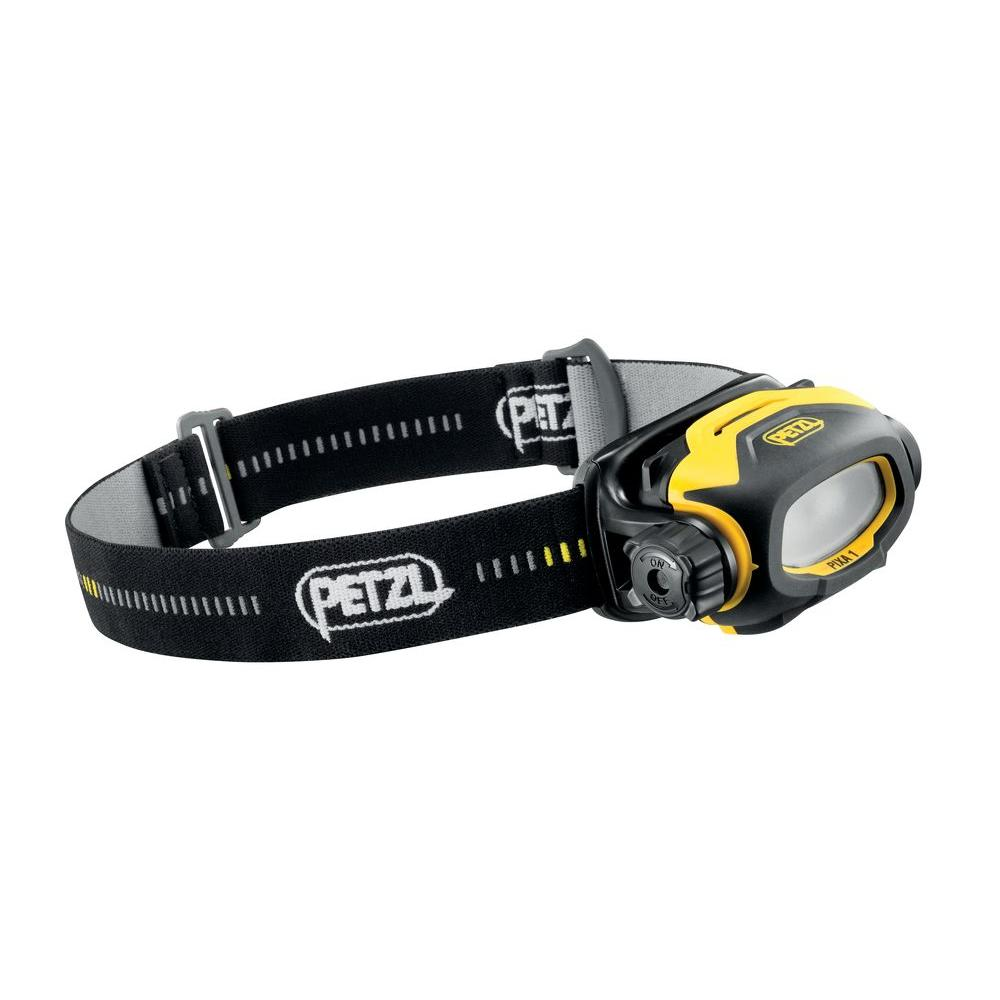 Petzl PIXA 1 HAZLOC Industrial 2AA LED Headlamp  E78AHB 2UL