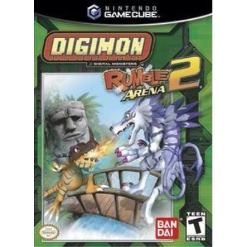Digimon Rumble Arena 2 by Namco
