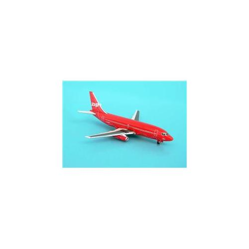 Daron IF5732019 Inflight500 ZIP 737- 200 - Red