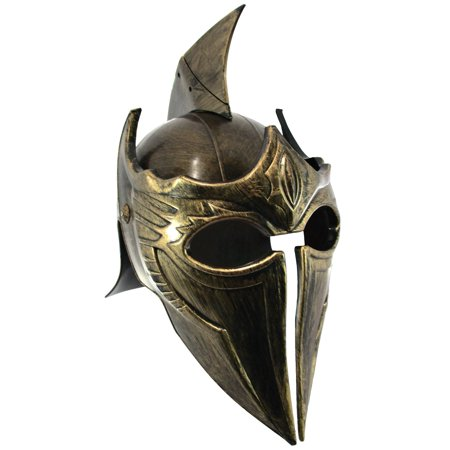 Gold Warrior Gladiator Point Helmet Adult Costume Accessory](Point Break Costumes)