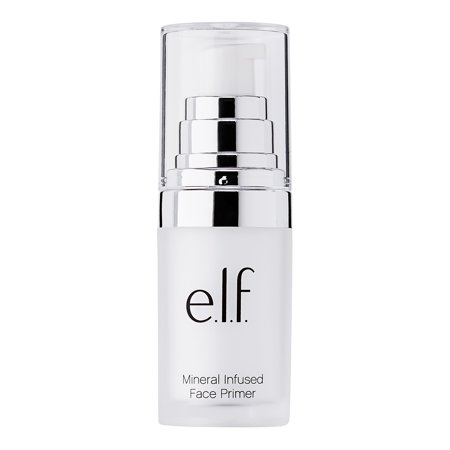 e.l.f. Cosmetics Mineral Infused Face Primer, (Best Face Primer For Combination Skin 2019)