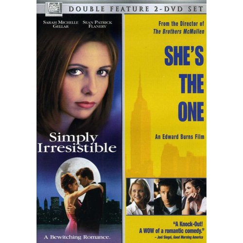 She's The One / Simply Irresistable (Full Frame, Widescreen)