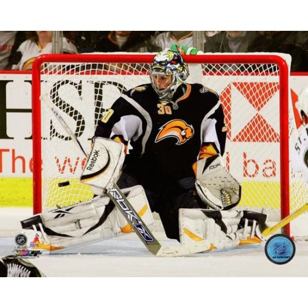 Ryan Miller 2008-09 Home Action Photo Print