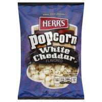 Herrs 2.5 Oz White Cheddar Popcorn
