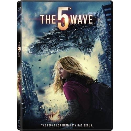 The 5th Wave (DVD + Digital Copy) (With INSTAWATCH)