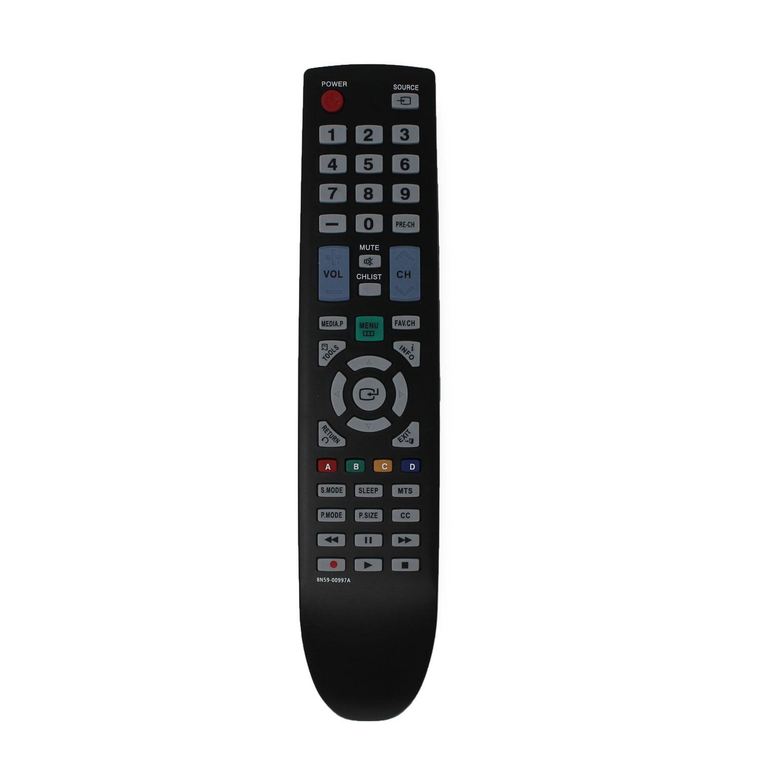 Replacement Samsung BN59-00997A TV Remote Control for Samsung LN32C459E1HXZA Television - image 3 de 3