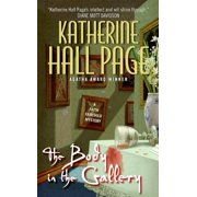 Faith Fairchild Mysteries (Paperback): The Body in the Gallery (Paperback)