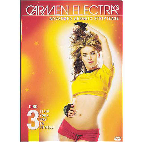 Carmen Electra's: Advanced Aerobic Striptease (Full Frame) by NATIONAL AMUSEMENT INC.