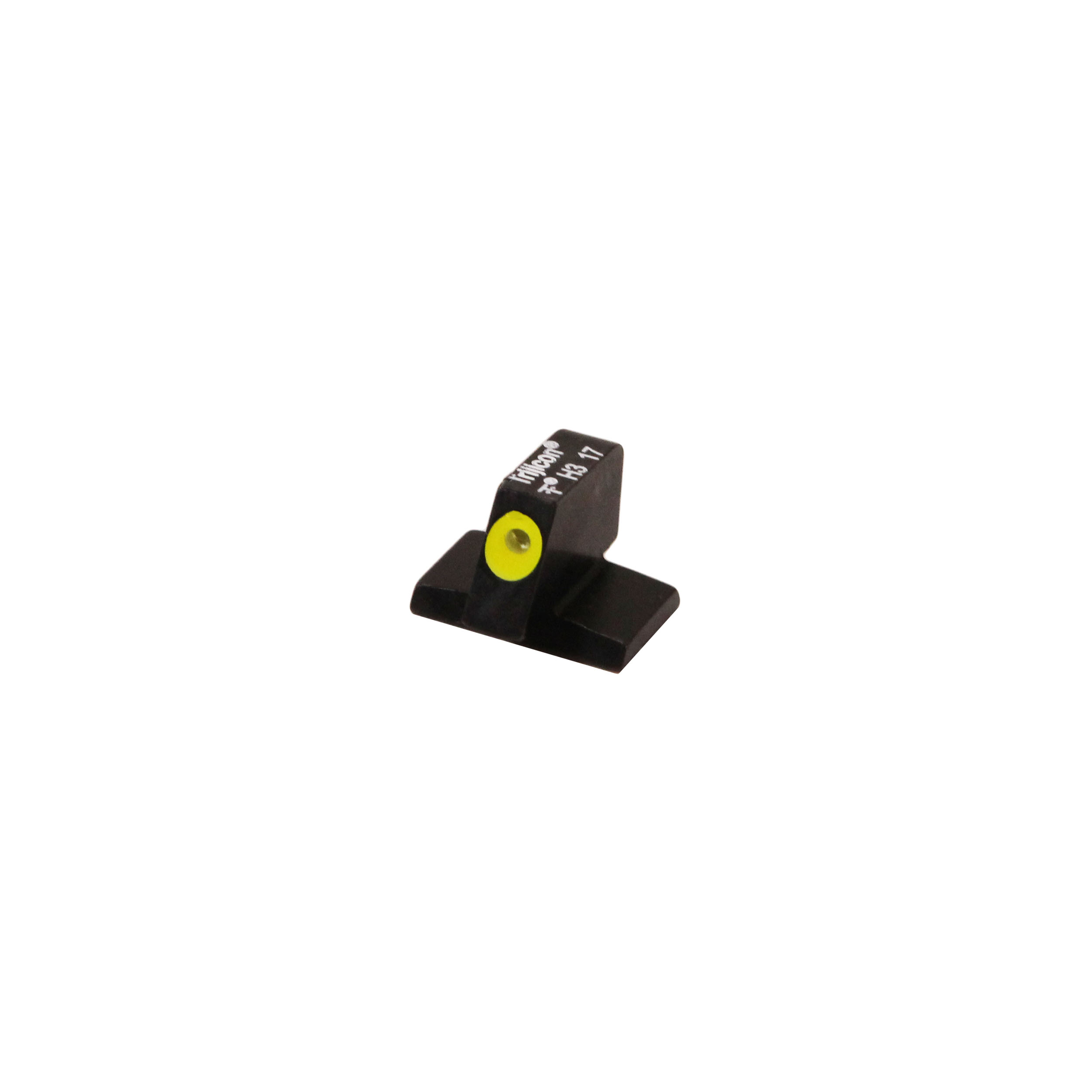 Trijicon HD XR Front Sight FNH FNS-9, FNX-9, and FNP-9. Yellow Front Outline Lamp by Trijicon