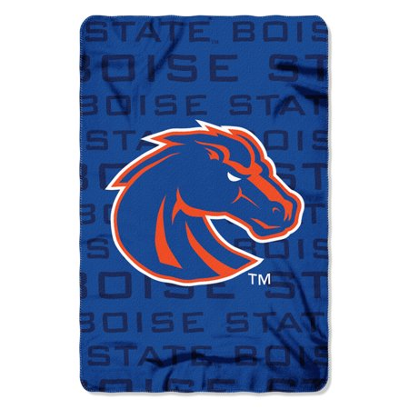 "NCAA - Boise State Broncos , ""Shadow"" 40""x 60"" Fleece Throw ()"