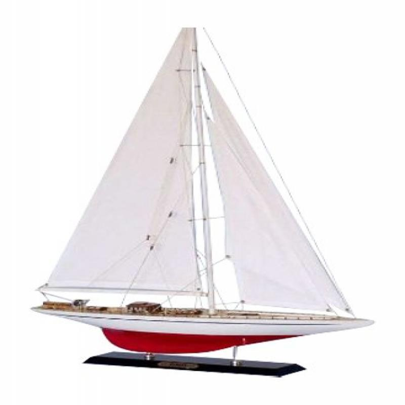 "Hampton Nautical Ranger Sailboat, Limited Edition, 26"" by Handcrafted Model Ships"