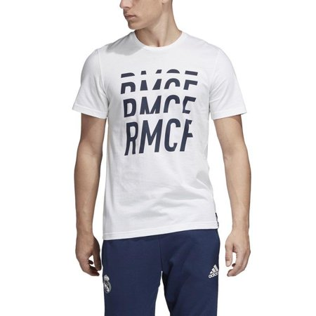 adidas Men's Real Madrid DNA Graphic Tee | DX8690