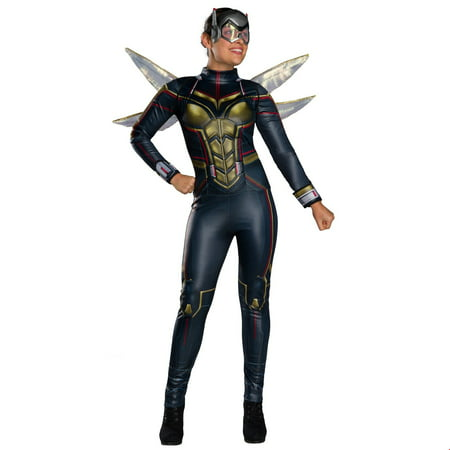 Marvel Ant-Man & The Wasp Secret Wishes Wasp Womens Halloween Costume](Halloween Wishes For Husband)