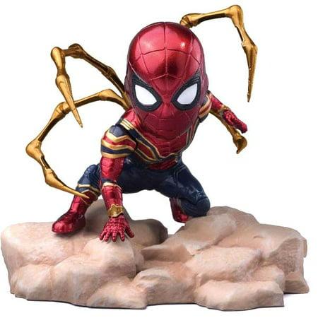 Attack Spider - Marvel Mini Egg Attack Spider-Man Action Figure