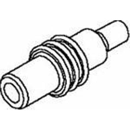 Automotive Connectors Cable Cavity Plug Green  1 Piece