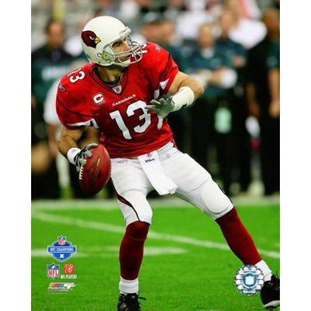 Kurt Warner 2008 Nfc Championship Game Action Photo Print