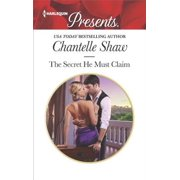 The Secret He Must Claim - eBook