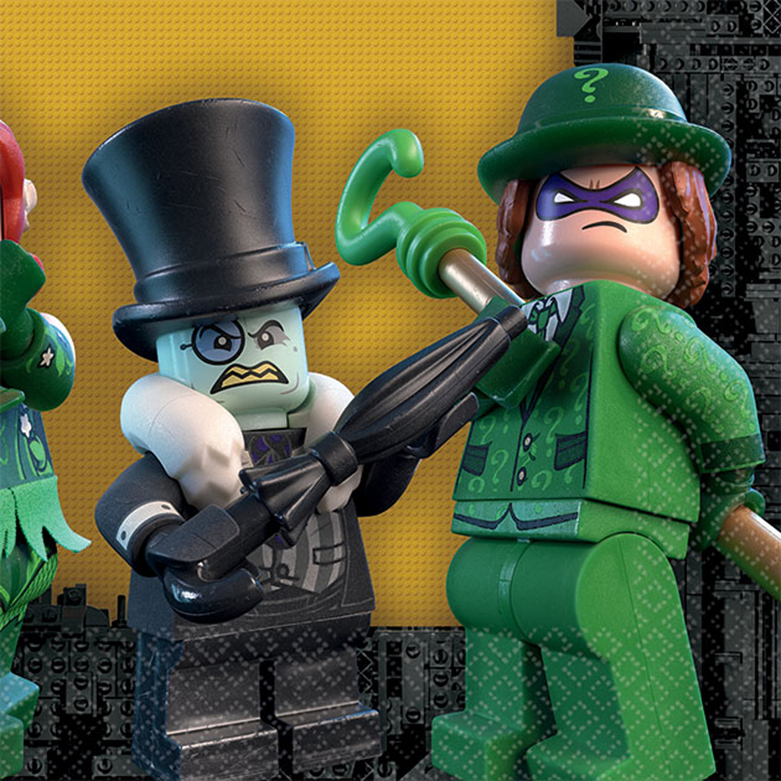 Lego Batman Beverage Napkins (16 Count)