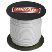 Infinite Innovations UA521820 100 ft. White Insulation Stranded Wire, 18 Awg