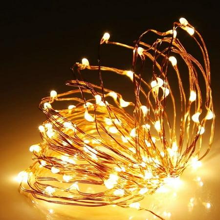 Kohree Led String Lights Usb Powered Multi Color Changing