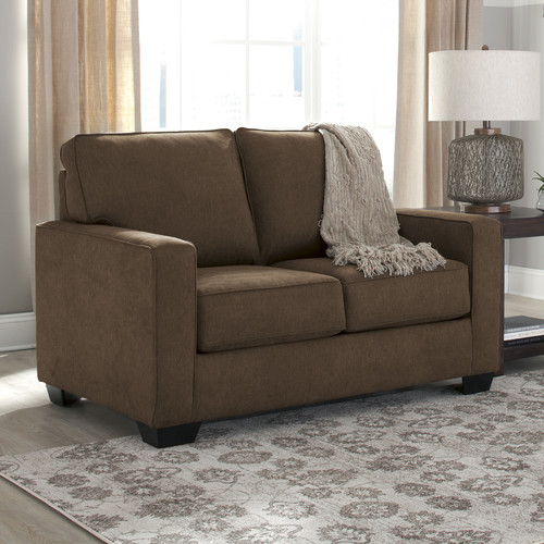 Winston Porter Zeb Twin Sleeper Loveseat