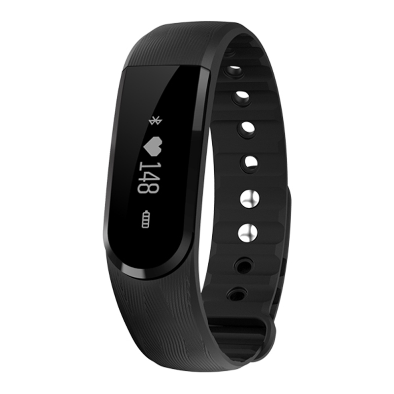 TechComm YX101 Fitness Wristband Heart Rate Water Resistance Call Text