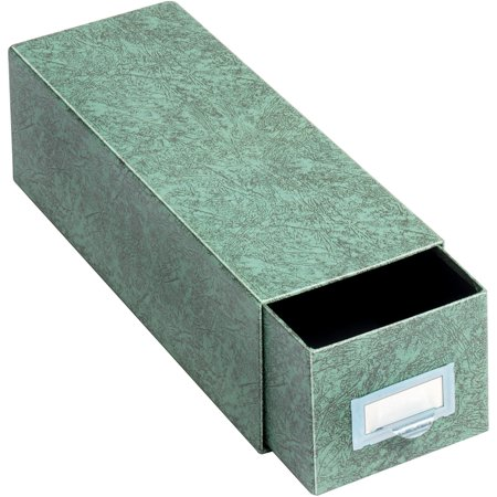Globe-Weis, GLW35CGRE, Agate Index Card Storage Drawers, 1 Each, Green](Index Card Storage)