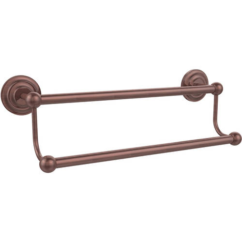 "Prestige Que New Collection 24"" Double Towel Bar (Build to Order)"