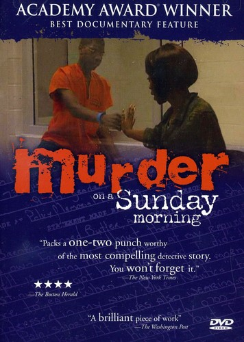 Murder on Sunday Morning by NEW VIDEO GROUP